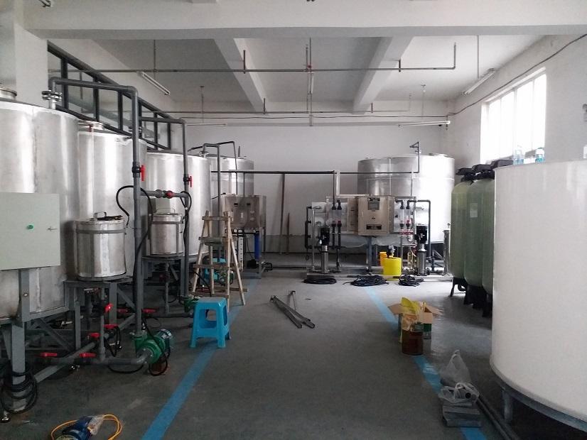 辽宁鞍山奥鑫利泰商贸有限公司(年产20万吨车用尿素生产设备)