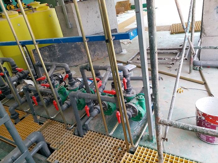 辽宁制药厂中水回用设备