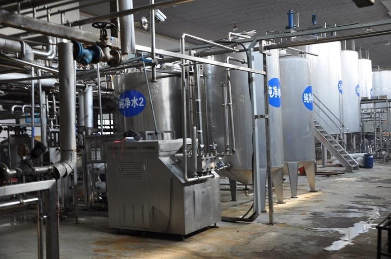 天津弗里生乳制品有限公司(5双级纯净水设备)
